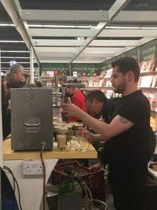 Guinness at Frankfurt Book Fiar